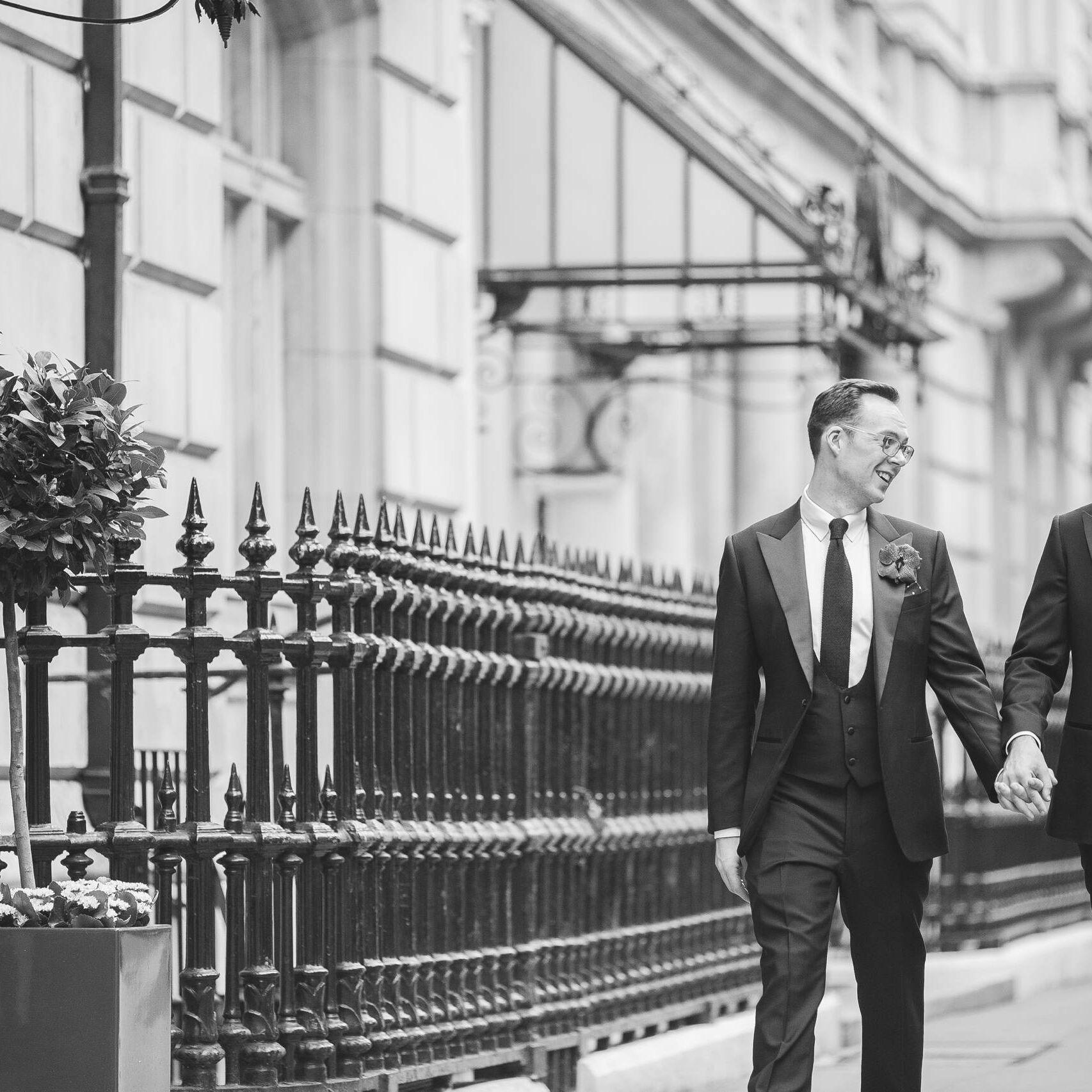 Corinthia Hotel Wedding Photographer