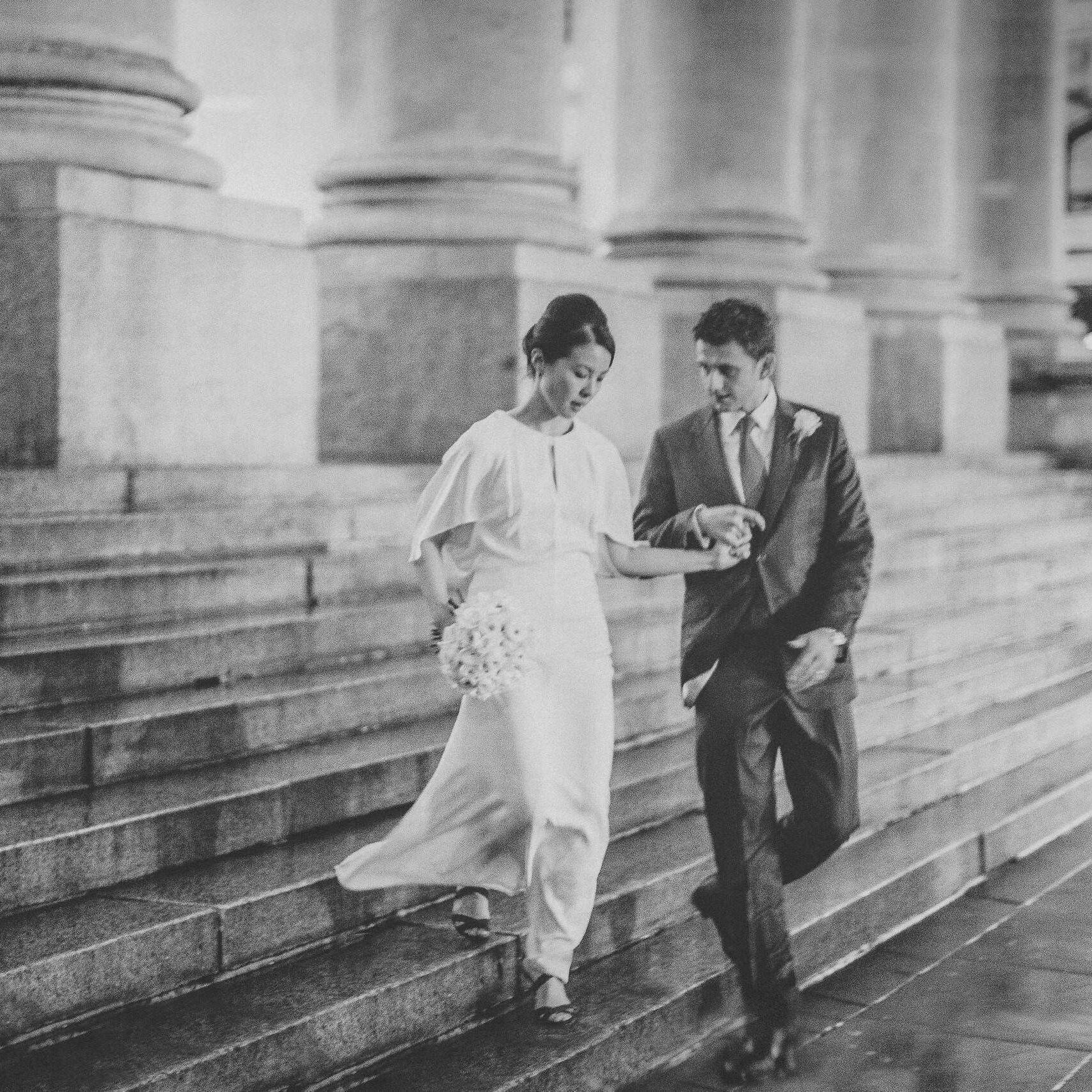Banking Hall Wedding Photographer