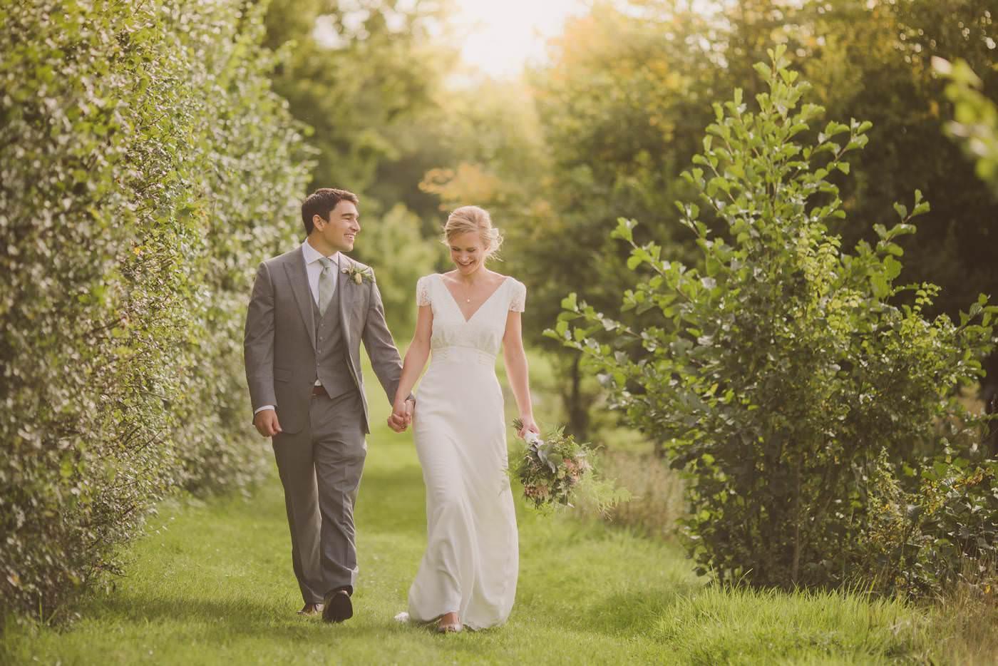 Stokes Farm Barn wedding Photography