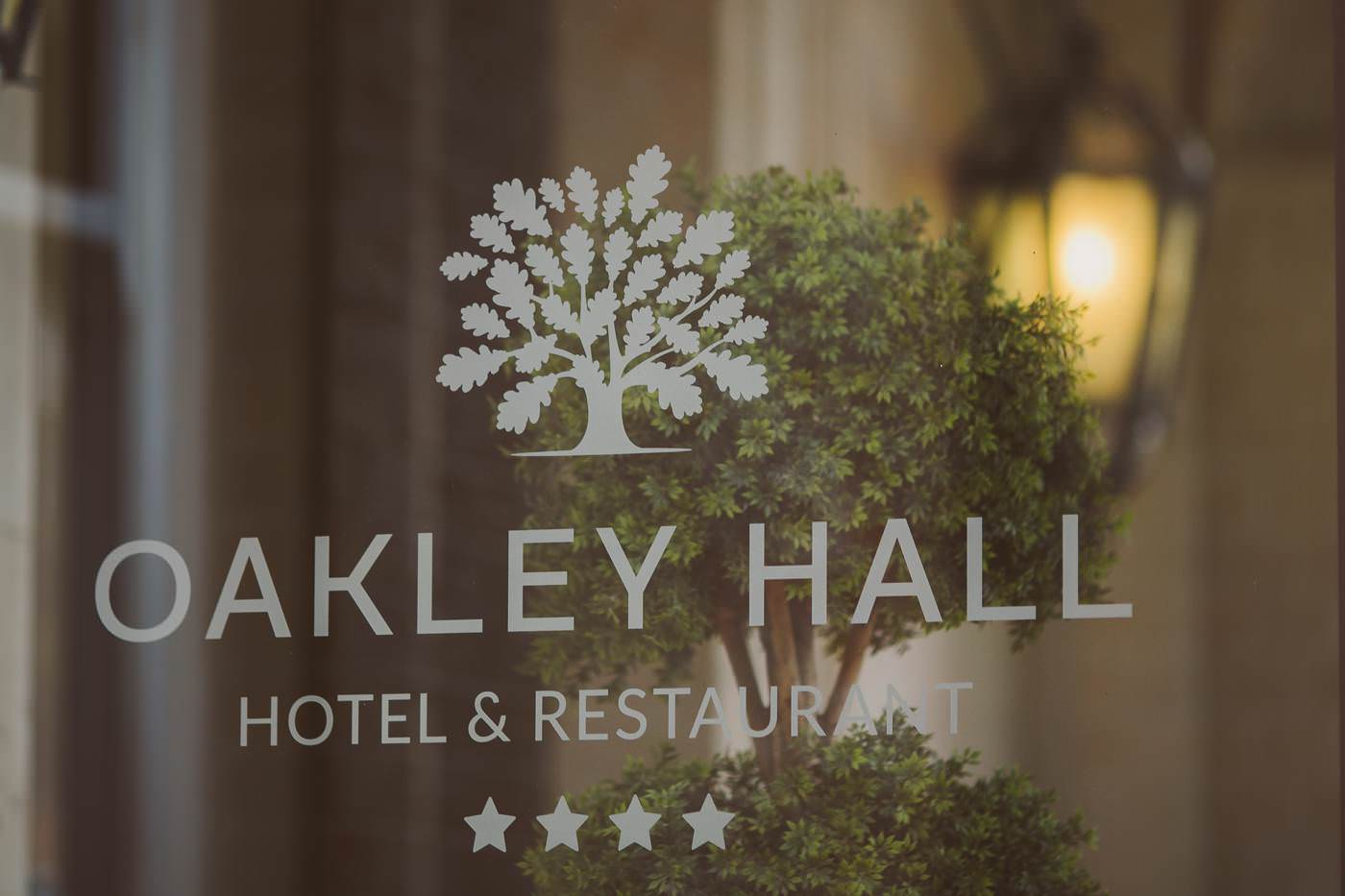 oakley hall hotel