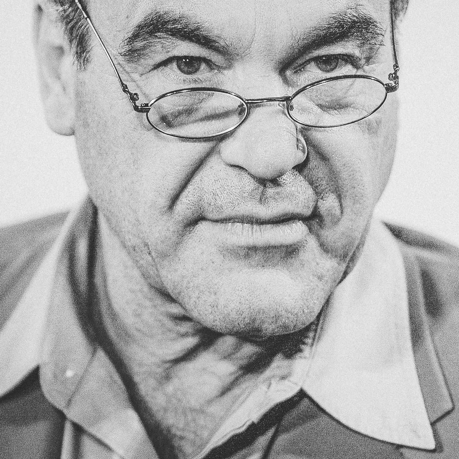 Oliver Stone – Film Director | Client: The Times