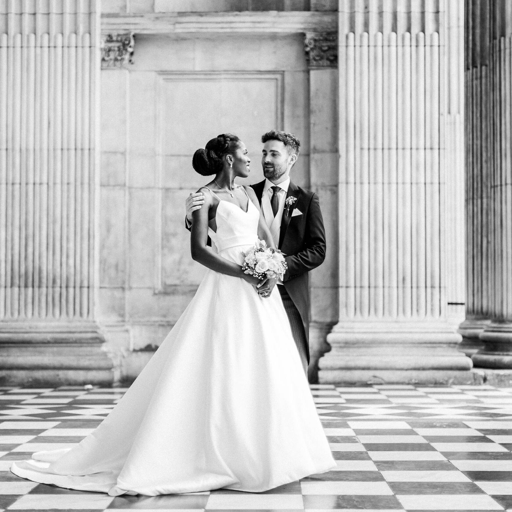 Devonshire terrace wedding Photographer